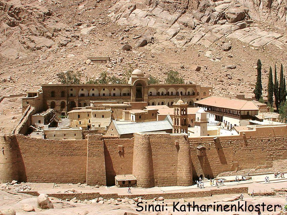 Sinai: Katharinenkloster