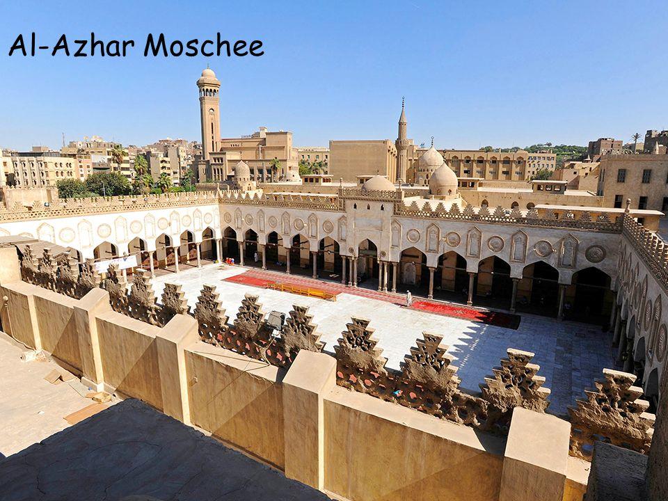 Al-Azhar Moschee