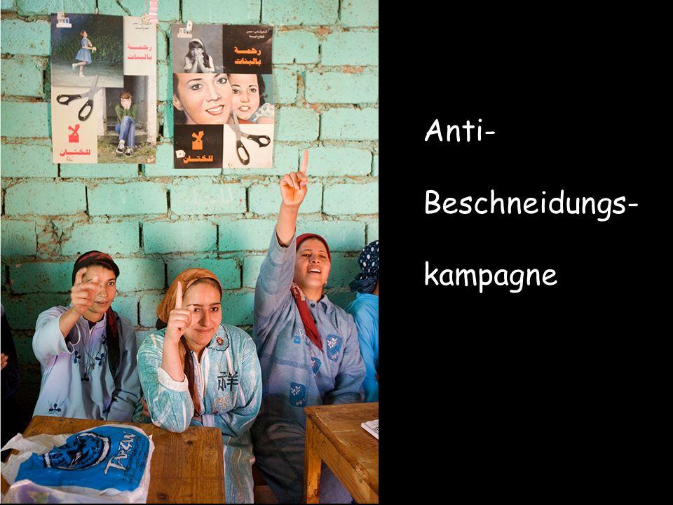 Anti- Beschneidungs- kampagne