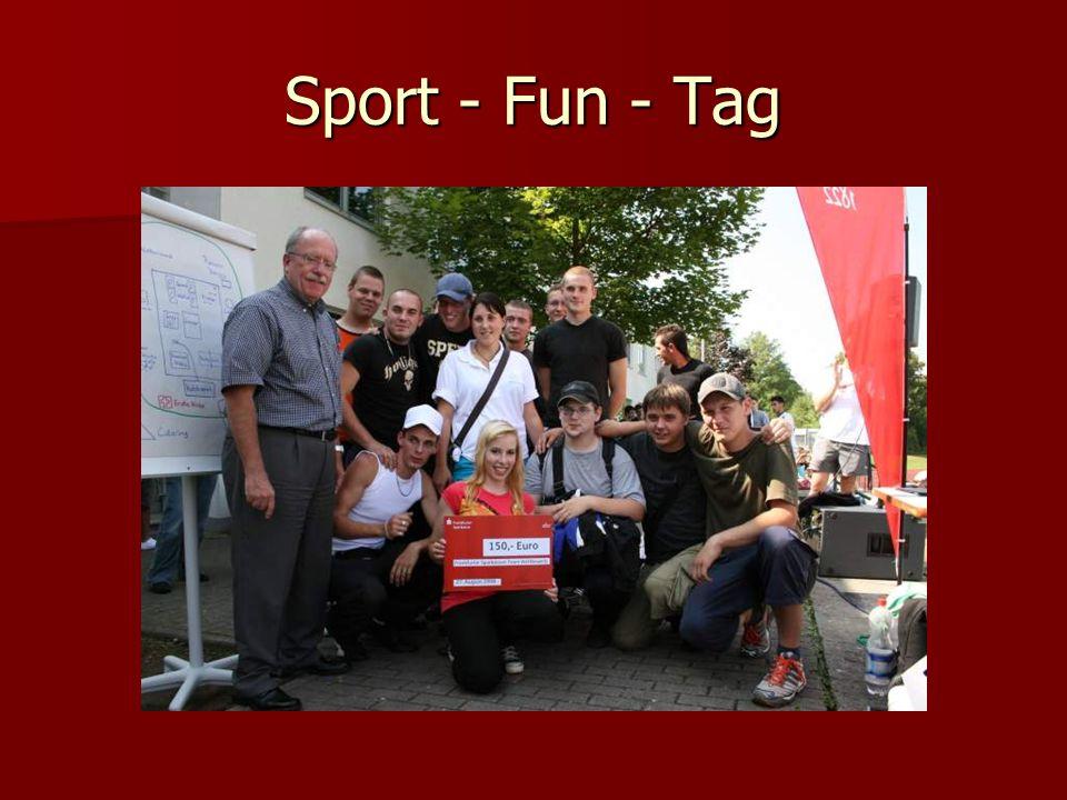 Sport - Fun - Tag