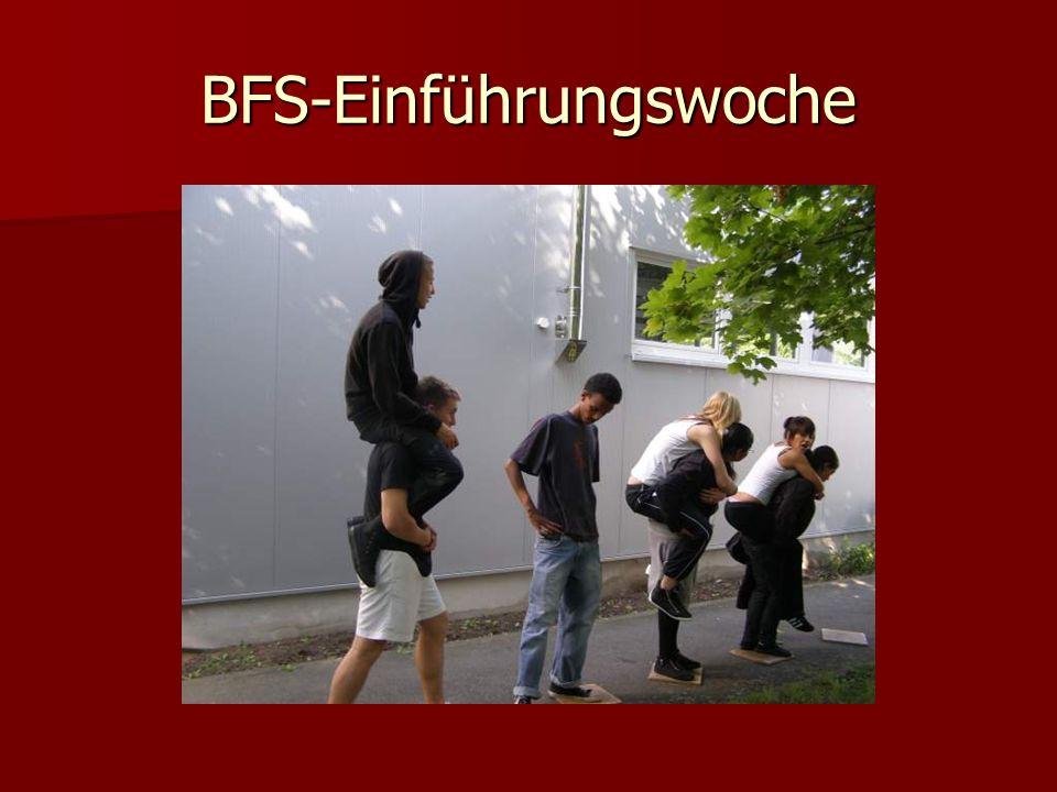 BFS-Einführungswoche