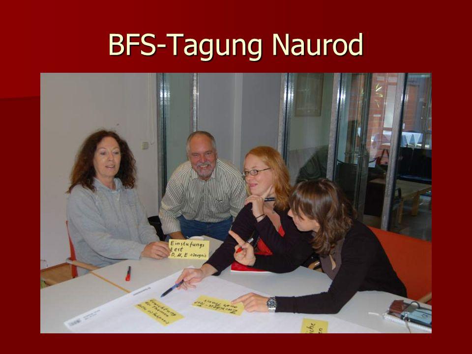 BFS-Tagung Naurod