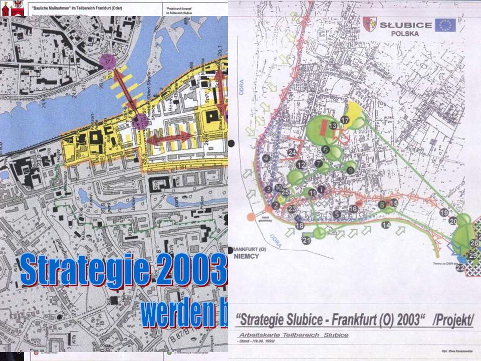 12 Eröffnungsmeeting Komponente IV 30.9.-1.10.2004 Zusammenarbeit FFO-Slubice