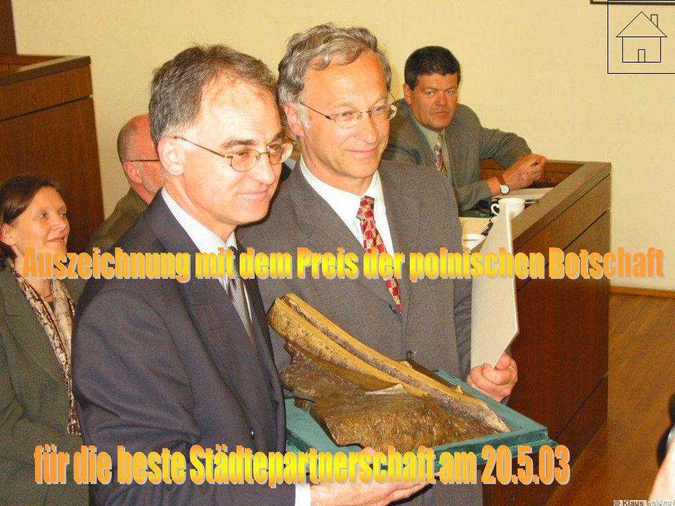 32 Eröffnungsmeeting Komponente IV 30.9.-1.10.2004 Zusammenarbeit FFO-Slubice
