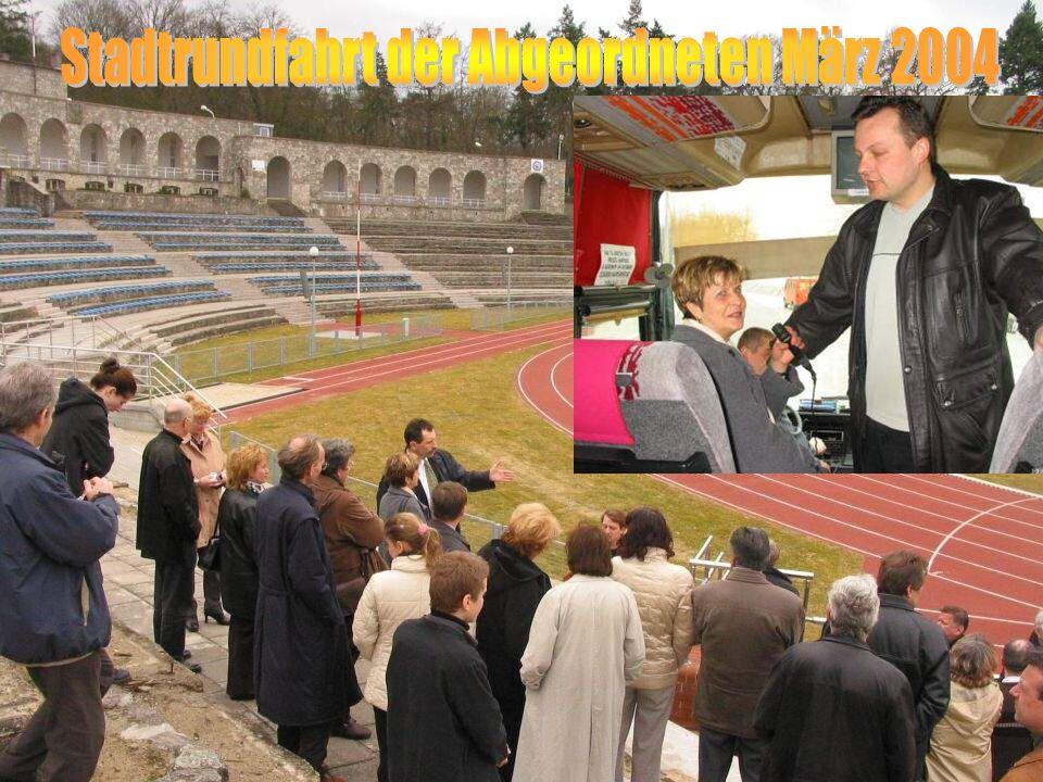 36 Eröffnungsmeeting Komponente IV 30.9.-1.10.2004 Zusammenarbeit FFO-Slubice