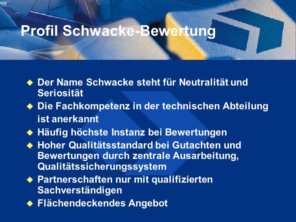 Profil Schwacke-Bewertung Der Name Schwacke steht für Neutralität und Seriosität Die Fachkompetenz in der technischen Abteilung ist anerkannt Häufig h