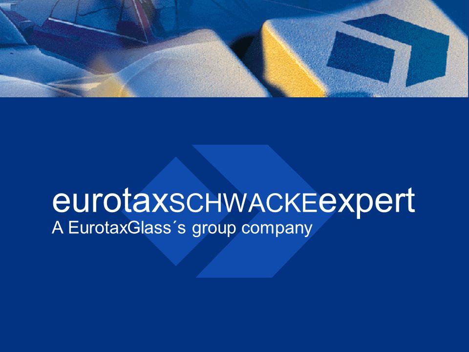 eurotax SCHWACKE expert A EurotaxGlass´s group company