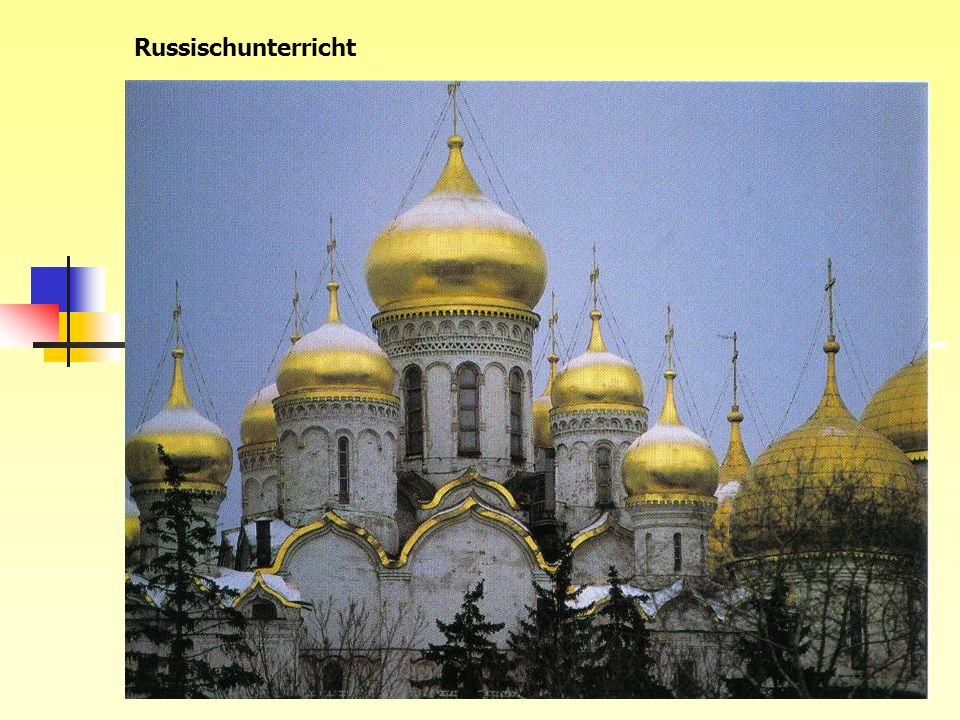 Russischunterricht