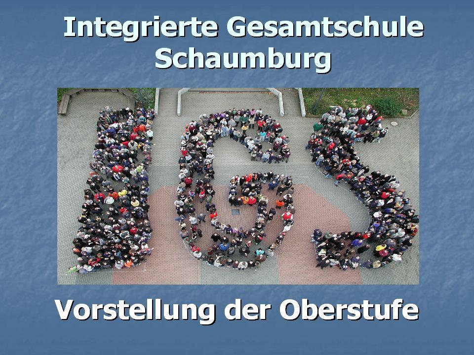 Gymnasiale Oberstufe IGS – weiterhin Jahrgänge 11 bis 13 11.