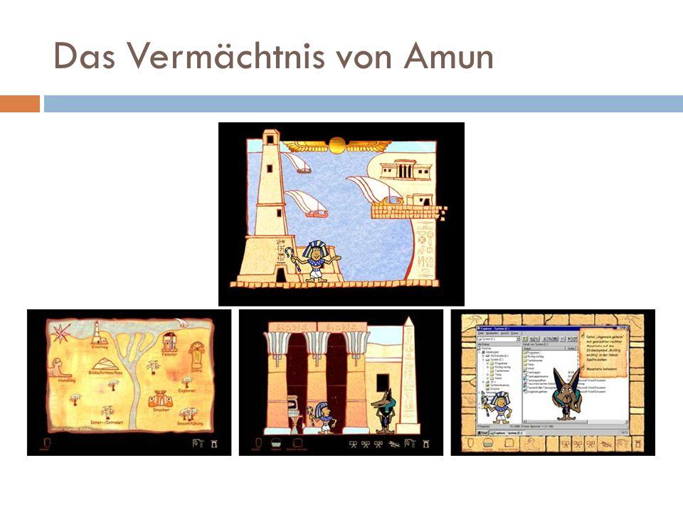 Das Vermächtnis von Amun