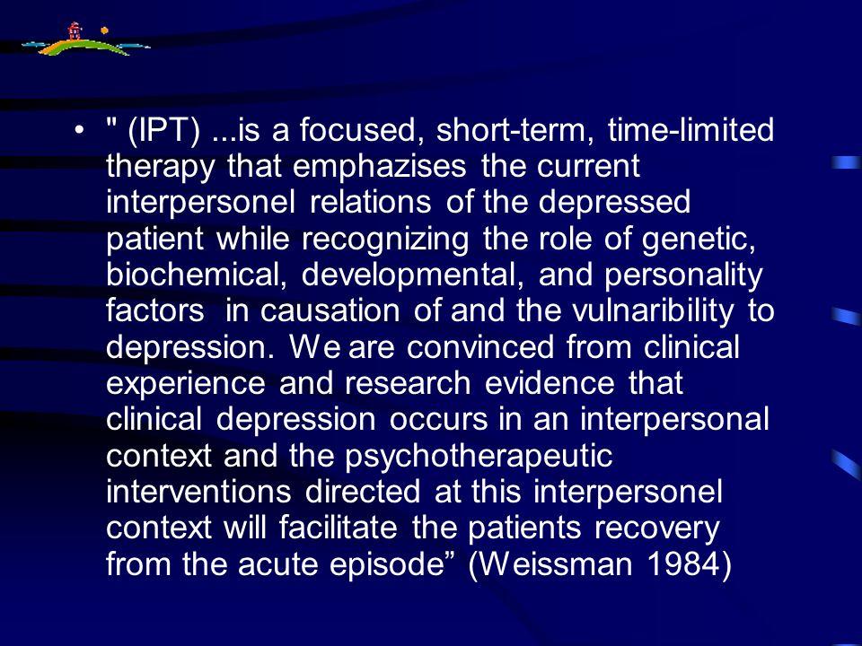 Soziale Unterstützungsforschung Costello (1982): fehlende soziale Unterstützung nicht depressions- verursachend aber vulnerabilitätserhöhend Paykel (1992) Soziale Unterstützung als Depressionspuffer Brown/Harris (1978): vertrauensvolle Beziehung und soziale Unterstützung Schutzfaktor