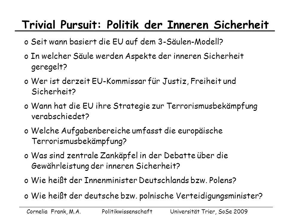 Trivial Pursuit: NATO o Anfang der 1990er Jahre avancierte der Ausspruch NATO – out of area or out of business zum geflügelten Wort.