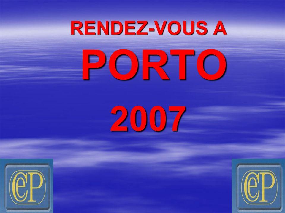 RENDEZ-VOUS A PORTO 2007