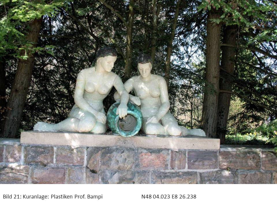 Bild 22: Kneipp-Brunnen BickenstraßeN48 03.578 E8 27.683