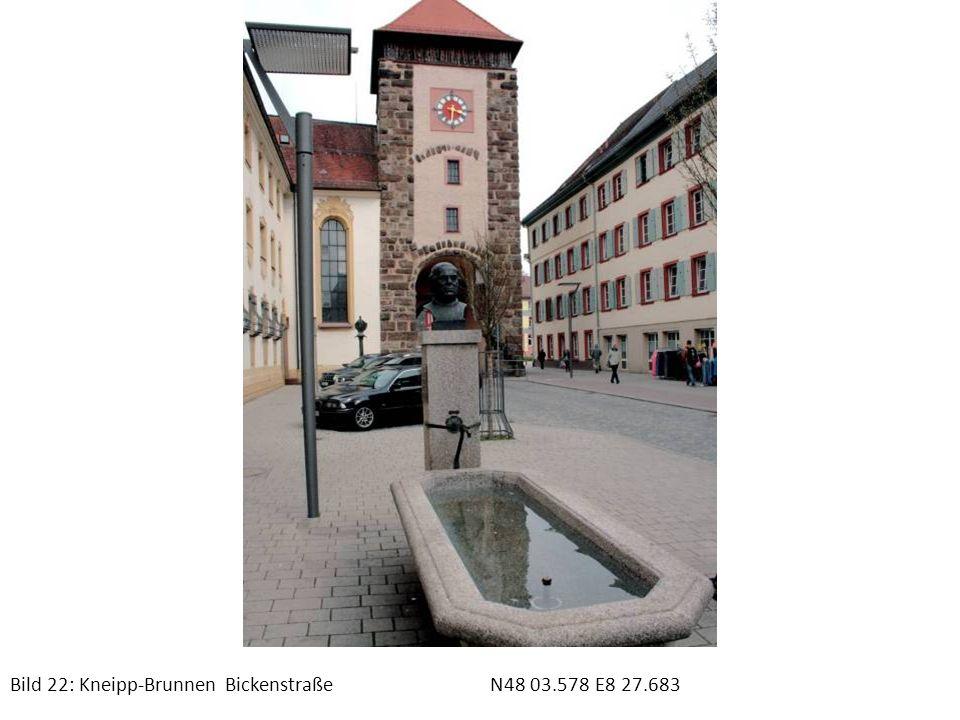 Bild 23: Wasserhochbehälter Auf der WanneN48 03.509 E8 28.806