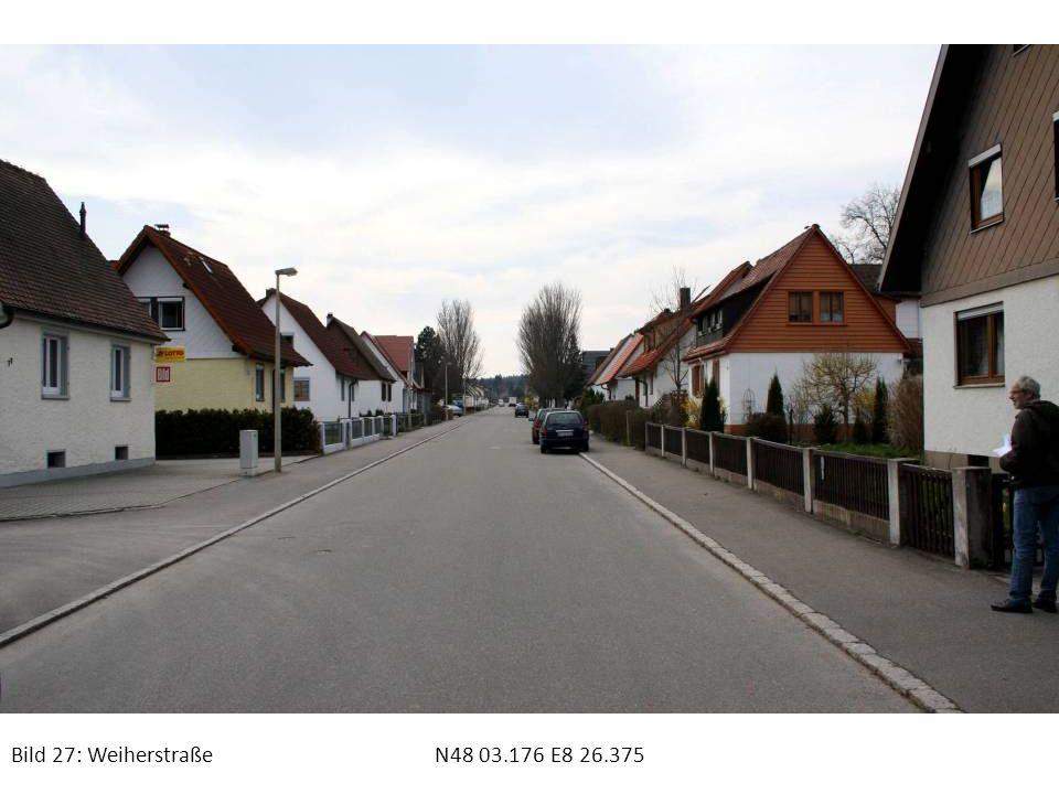 Bild 27: WeiherstraßeN48 03.176 E8 26.375
