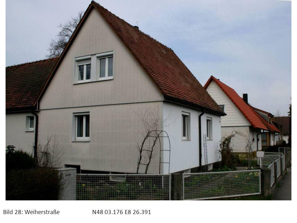 Bild 28: WeiherstraßeN48 03.176 E8 26.391