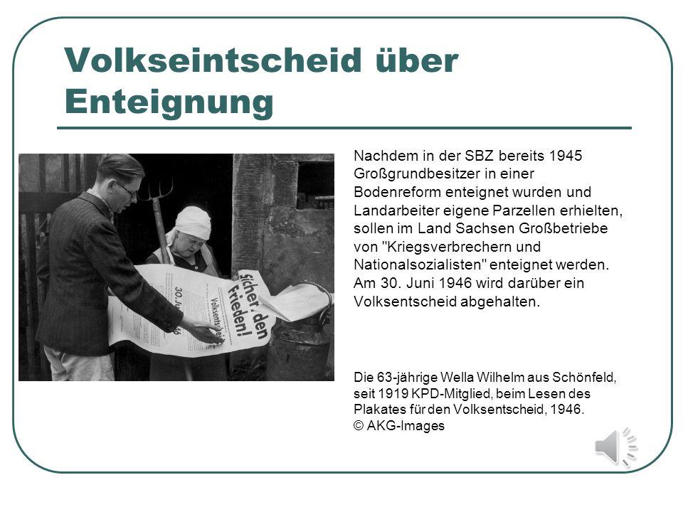 Arbeitsrecht Im Westen wird die Tarifautonomie festgeschrieben, außerdem die Mitbestimmung in der Montanindustrie im Ruhrgebiet.