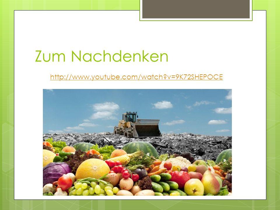 Zum Nachdenken http://www.youtube.com/watch?v=9K72SHEPOCE