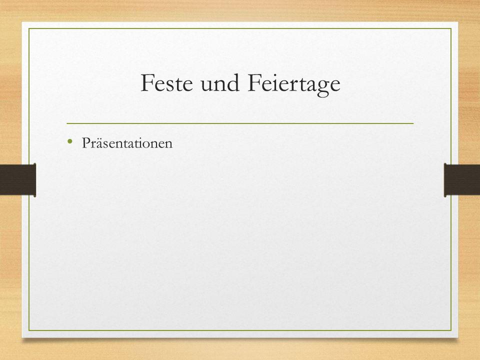Hausaufgaben für Mittwoch/Donnerstag: Textbuch (textbook exercises) Neue Vokabeln Lernen (vocabulary) Arbeitsbuch (workbook exercises) Handzettel/ Projekt/ Grammar S.