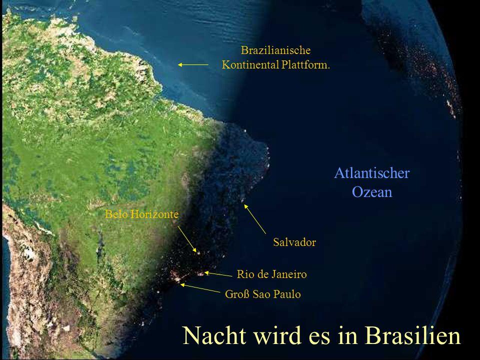Frankreich Island Italien NorwegenSchweden England AFRIKA Tag und Nacht Grenze. Spanien Atlantischer Ozean Kap Verdischen Inseln Kanarischen Inseln Ma