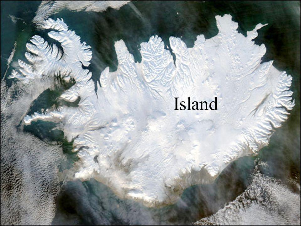 Frankreich Island Italien NorwegenSchweden England AFRIKA Tag und Nacht Grenze.