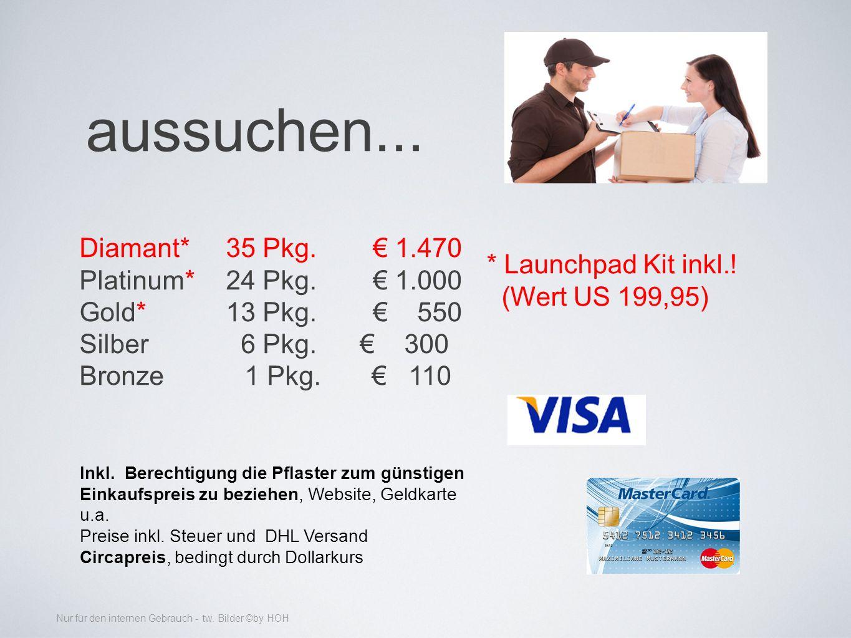 Inkl.Berechtigung die Pflaster zum günstigen Einkaufspreis zu beziehen, Website, Geldkarte u.a.