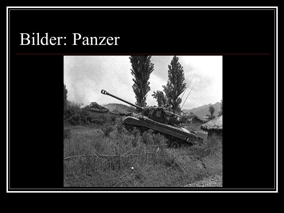 Bilder: Panzer