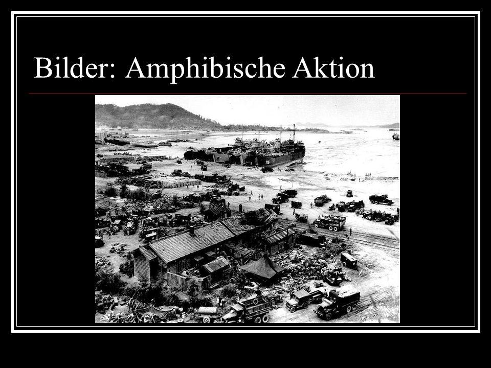 Bilder: Amphibische Aktion