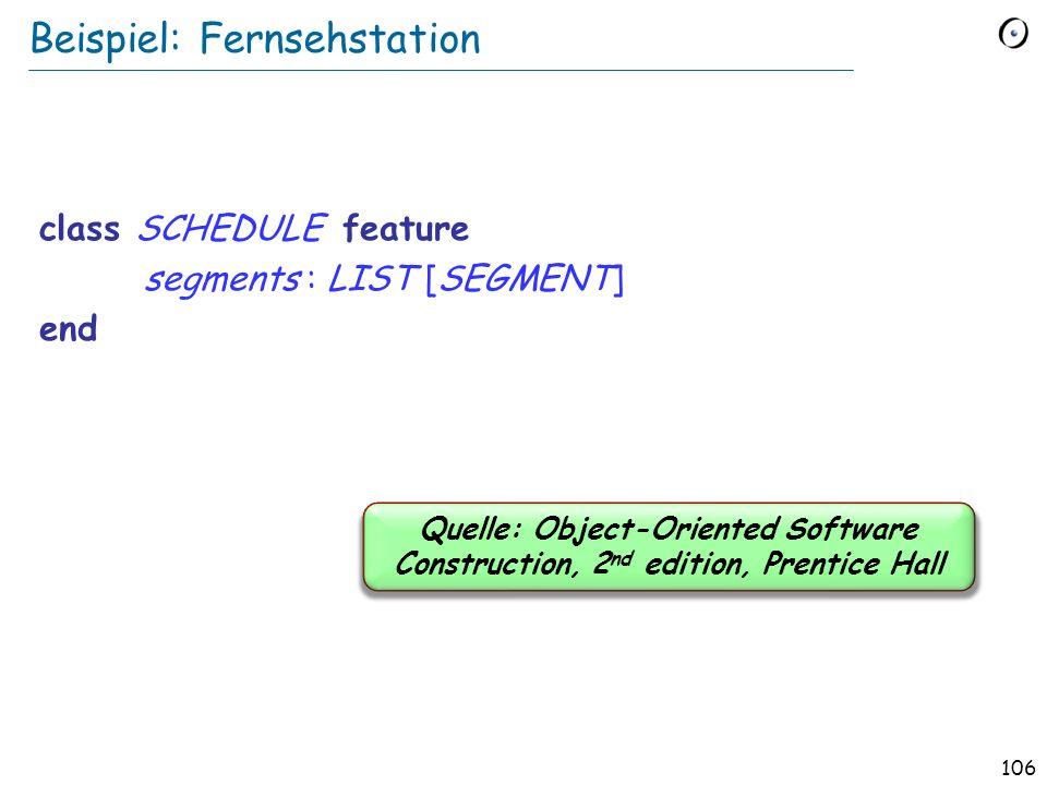 105 Anwendungen von aufgeschobenen Klassen Abstraktion Systematik Analyse und Entwurf auf einer hohen Ebene …