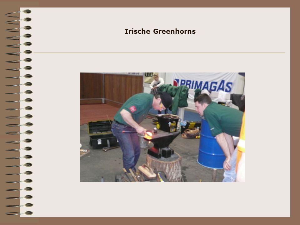 Irische Greenhorns