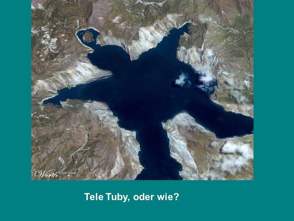 Tele Tuby, oder wie