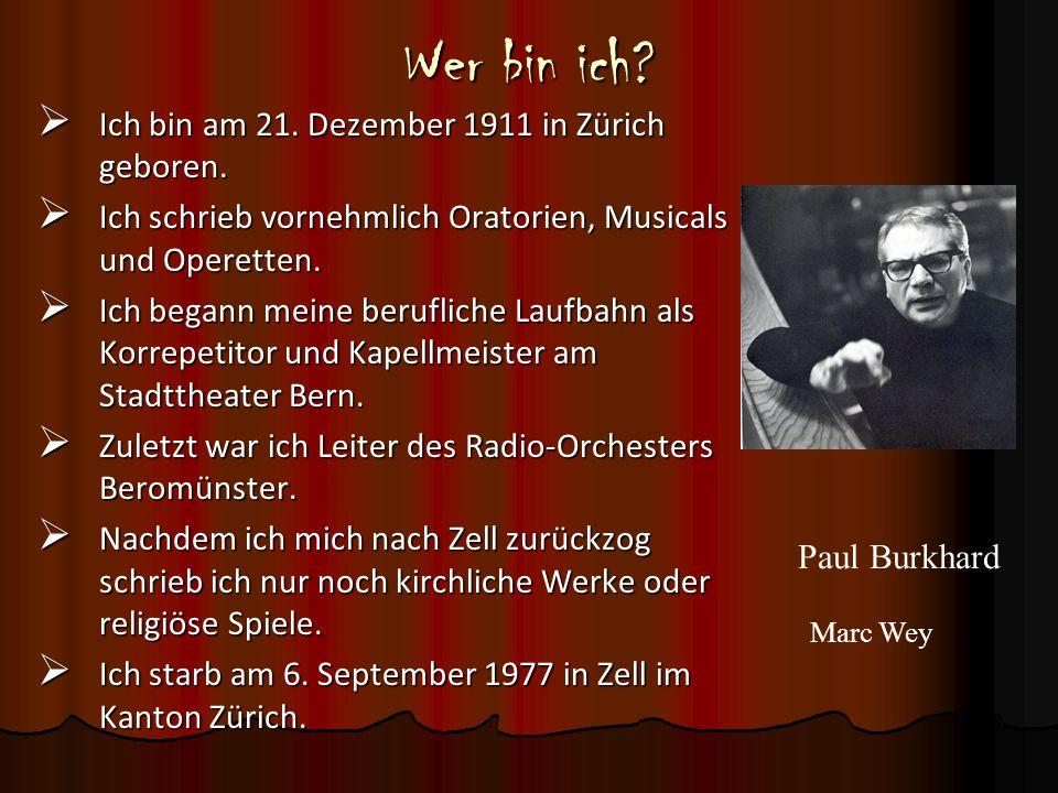 Wer bin ich? Ich lebte von 1685 bis 1750 Ich war ein deutscher Komponist des Barocks Ich wurde in einer Familie von Musikern geboren Ich besuchte die