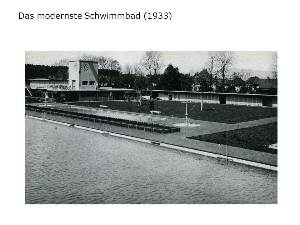 Das modernste Schwimmbad (1933)