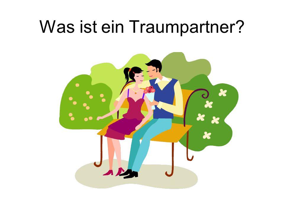 Was ist ein Traumpartner?