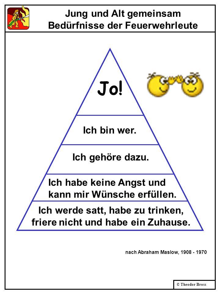 © Theodor Bross Zweckerreichung Mitteleinsatz Effektiv.