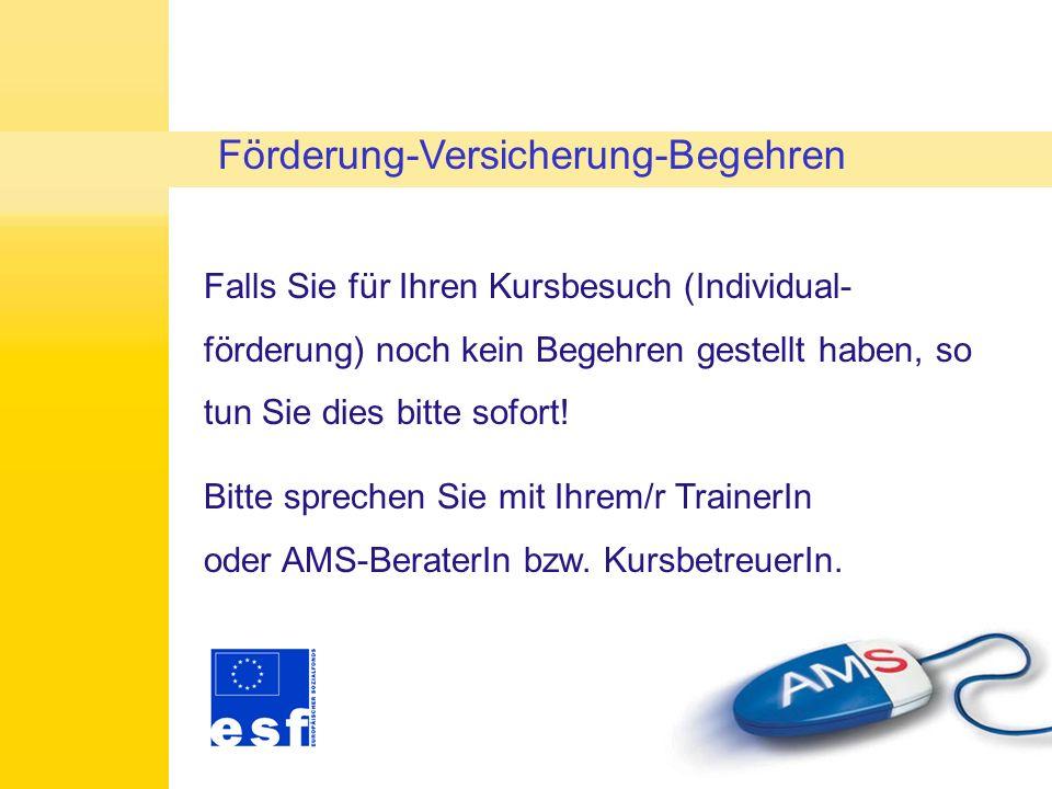 Weitere Informationen über das AMS finden Sie auch im Internet unter: www.ams.at