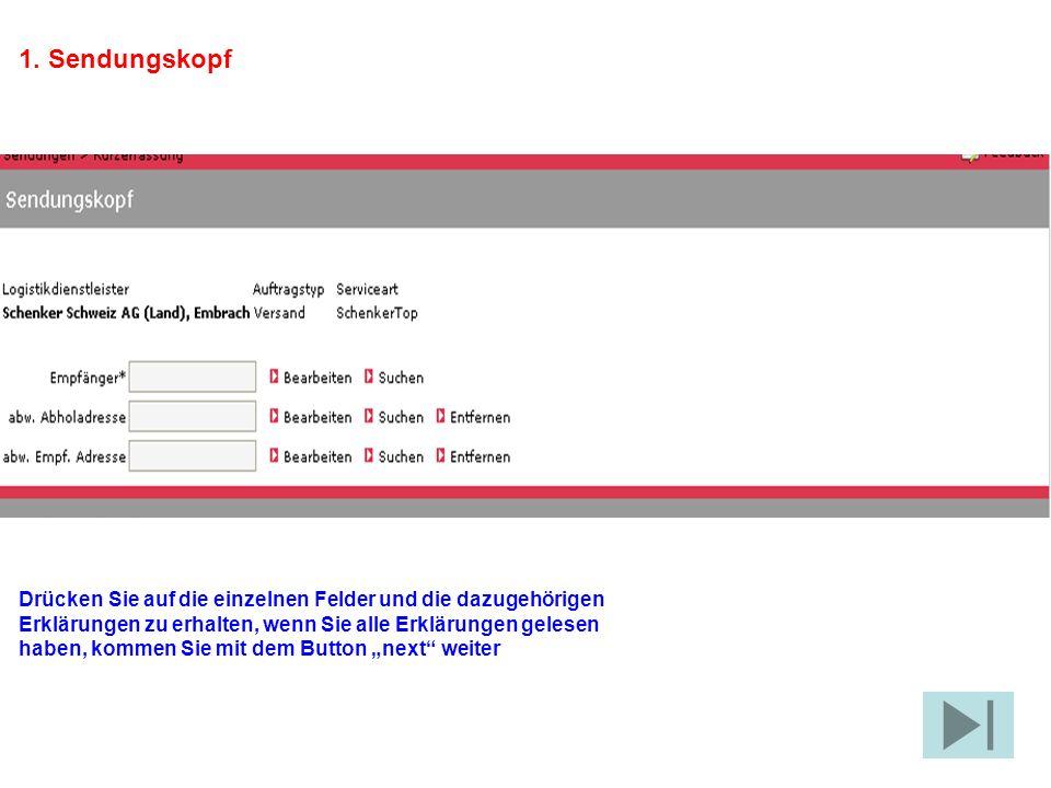 Abolung durch andere NL: Feld wird automatisch vom System abgefüllt.