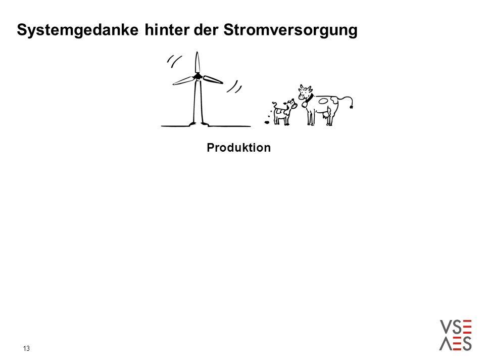 Systemgedanke hinter der Stromversorgung Produktion 13