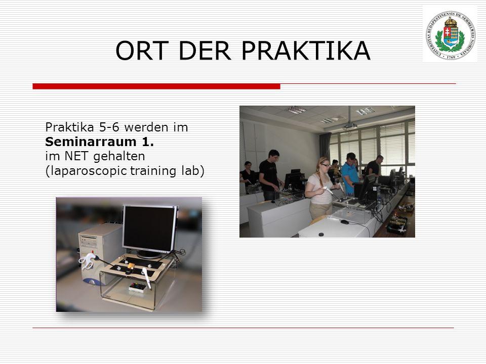 1.Praktikum Kennenlernen des OP-Saals, Verhaltensregeln im OP-Saal, chirurgisches Waschen, Vorbereitung des Operationsfeldes (Desinfektion, Isolation).
