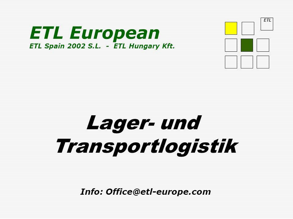 Unternehmen 01.10.1993 Gründung der Niederlassung LOGSPED, Köln ( Mitglied der AGIV, Fft ).
