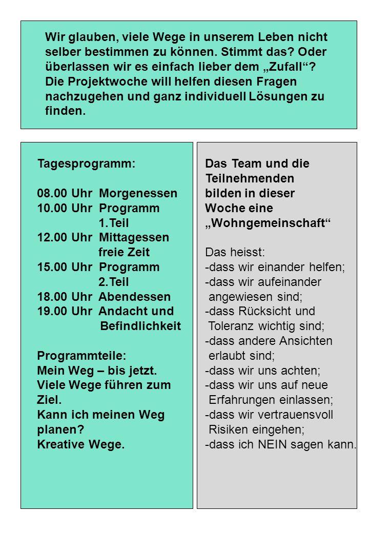 Informationen Datum17.bis 24.