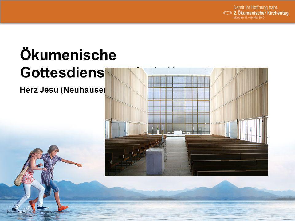 Ökumenische Gottesdienstwerkstatt Herz Jesu (Neuhausen)