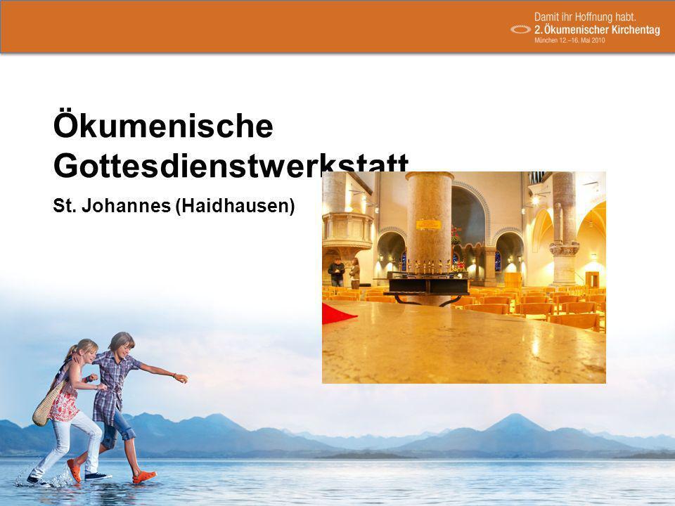 Ökumenische Gottesdienstwerkstatt St. Johannes (Haidhausen)