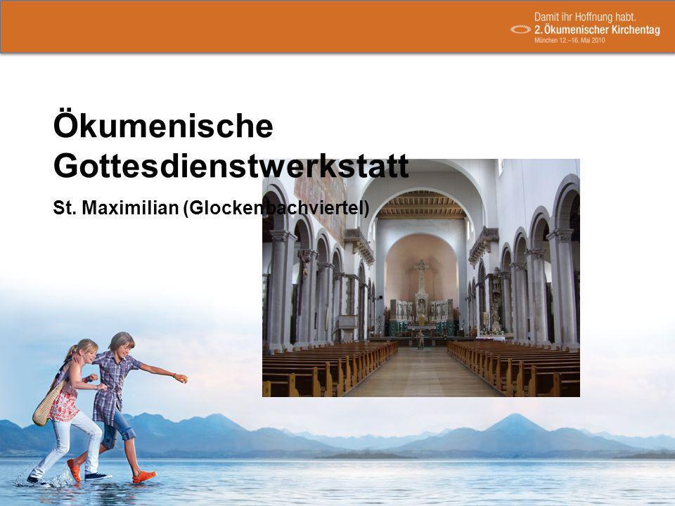 Ökumenische Gottesdienstwerkstatt St. Maximilian (Glockenbachviertel)