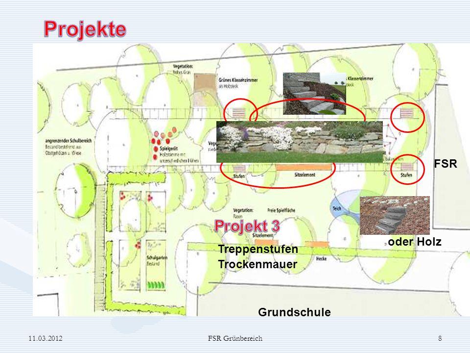 FSR Grundschule Teich 11.03.20129FSR Grünbereich