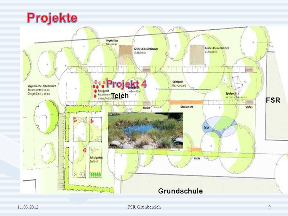 FSR Grundschule Sitz-/ Liegeflächen 11.03.201210FSR Grünbereich