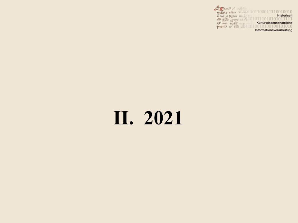 II. 2021