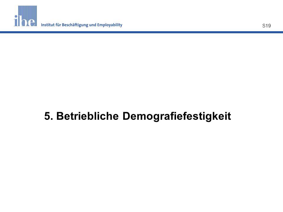 S19 5. Betriebliche Demografiefestigkeit