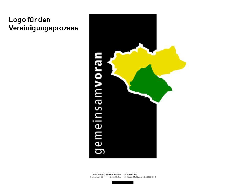 2 politische Gemeinden Bronschhofen - Dörfer Bronschhofen, Rossrüti, Weiler Maugwil, Trungen, Boxloo, Gampen/Hölzli und Uerental - 4492 EinwohnerInnen (2008) - 1319,9 ha Gemeindefläche Wil - Stadtgebiet mit Quartieren - 17626 EinwohnerInnen (2008) - 762 ha Gemeindefläche 1 politische Gemeinde Wil - 22118 EinwohnerInnen (2008) - 2081,9 ha Gemeindefläche - 506,8 ha Siedlungsfläche - Dörfer und Weiler der bisherigen Gemeinde Bronschhofen behalten ihre Bezeichnungen.